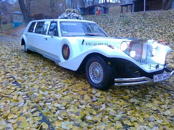Продажа ретро лимузина Экскалибур фантом, фотография 10