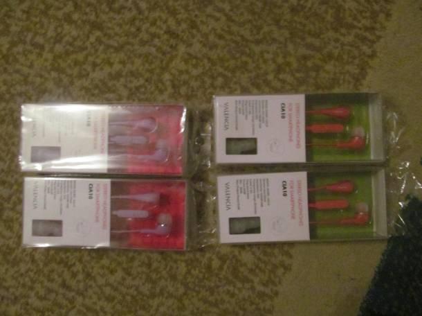 Продам новые корейские наушники для смарфонов, фотография 3