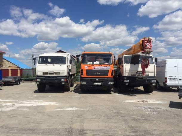 Продам новый вахтовый автобус, НЕФАЗ на шасси КАМАЗ, фотография 3