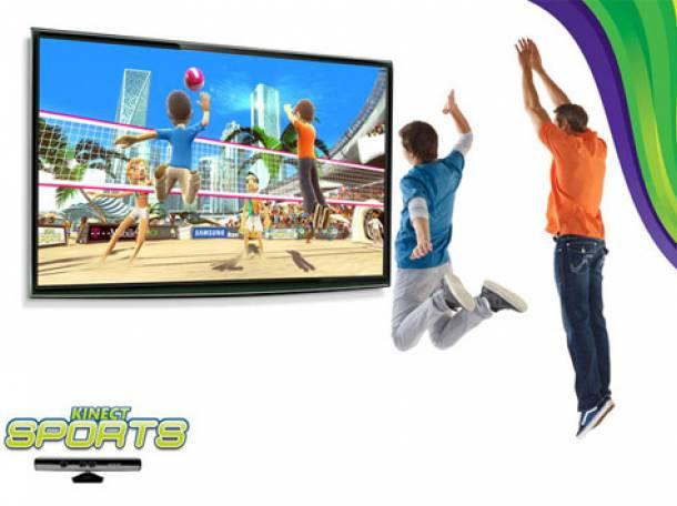 XBox 360 Slim (прошивка LT 3.0) + Kinect + 2 джойстика + Игры, фотография 6
