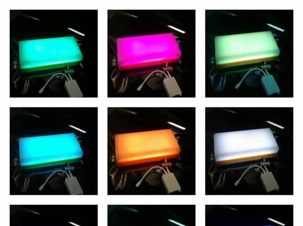 Продам LED брусчатку для ландшафтного освещения., фотография 3