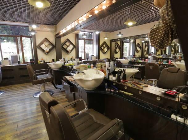 """Франшиза """"Mr. Barber"""" - настоящий мужской бизнес, фотография 2"""