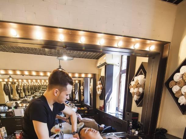 """Франшиза """"Mr. Barber"""" - настоящий мужской бизнес, фотография 6"""