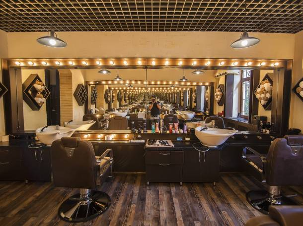 """Франшиза """"Mr. Barber"""" - настоящий мужской бизнес, фотография 7"""
