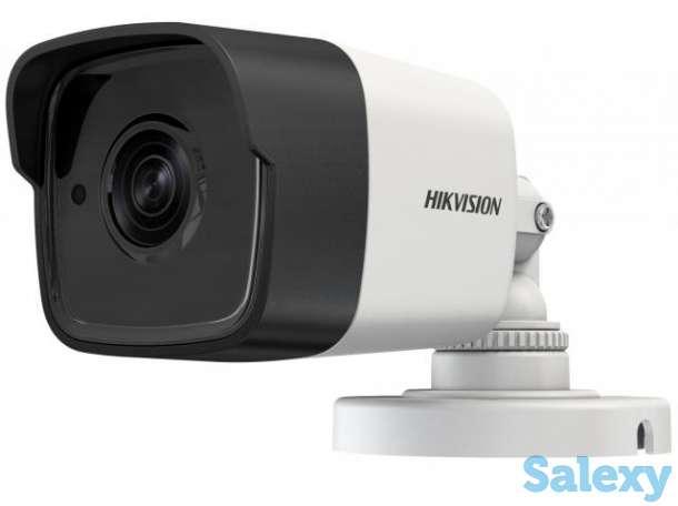 Hikvision DS-2CE16F7T-IT (3.6 мм) + DS-1H18, фотография 1