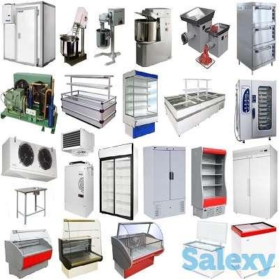 Торговое холодильное оборудование, фотография 1