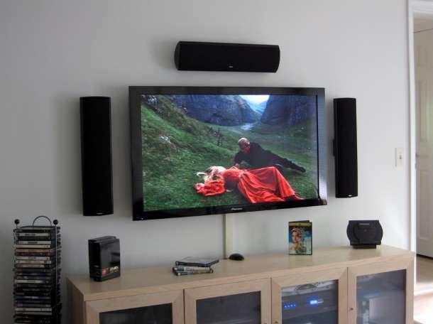 Навеска и установка телевизоров., фотография 9