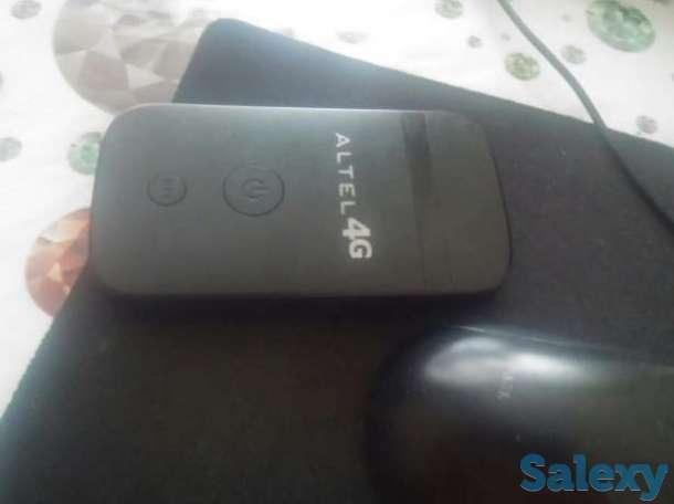 Altel 4G wi-fi роутер, фотография 1