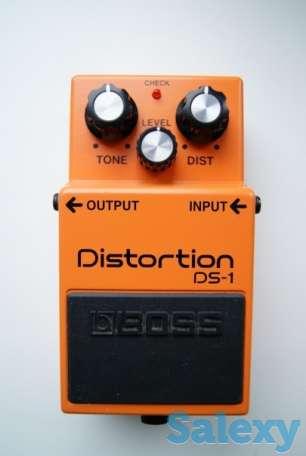 BOSS Distortion DS-1 (дисторшн), фотография 1