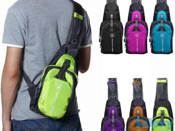 Сумка - рюкзак BOLSA 2019 на одно плечо, фотография 6