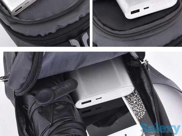 Сумка - рюкзак BOLSA 2020 на одно плечо, фотография 8