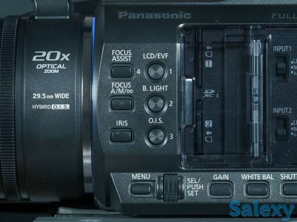 Panasonic AG-AC30EJ, фотография 10
