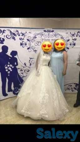 Продам роскошное свадебное платье коллекции 2017 года возможен прокат, фотография 1
