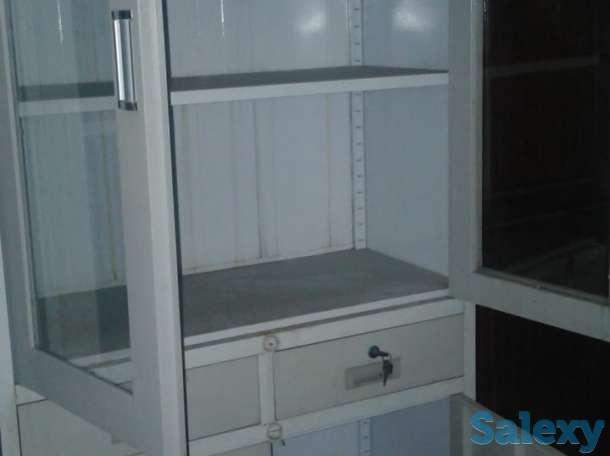 Шкафы, сейфы металлические, фотография 4