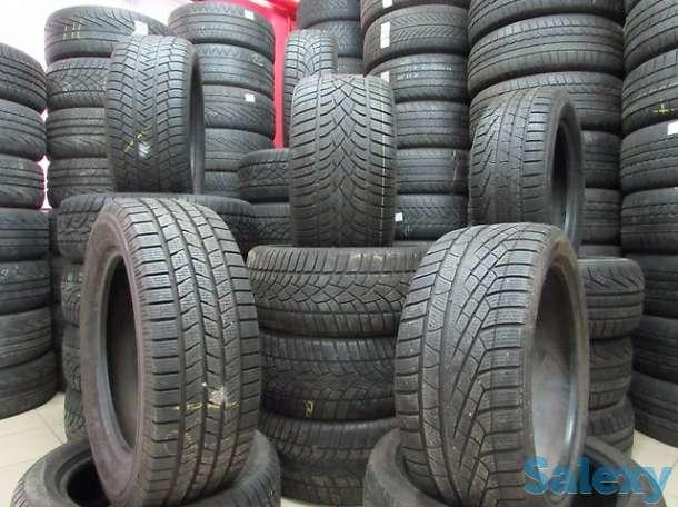 Легковые,грузовые б/у шины из Германии, фотография 1