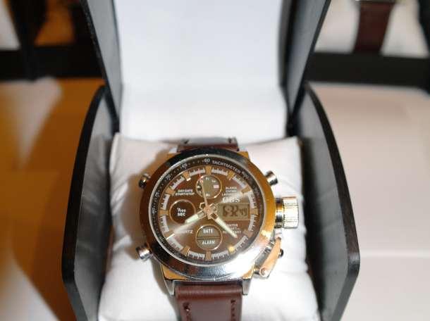 Противоударные часы для настоящих мужчин OBS33003, фотография 2
