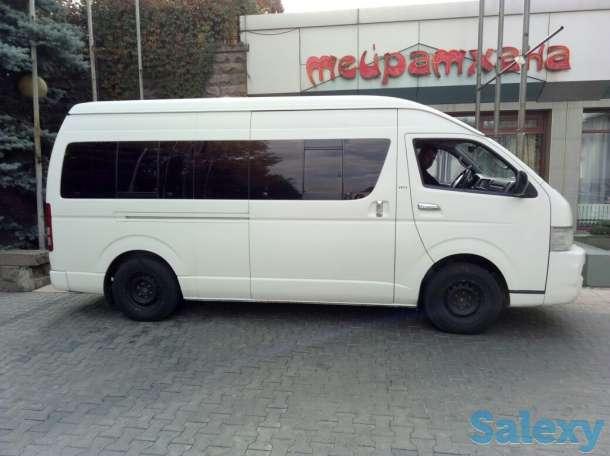 Аренда Микроавтобуса, фотография 2
