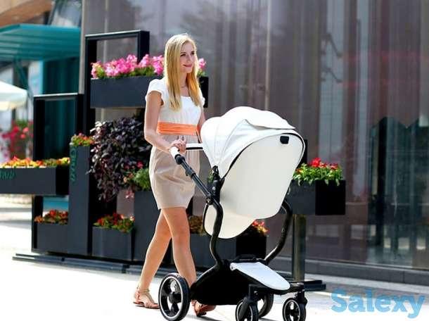 Продам детскую коляску FooFoo Vinng 2 в 1, фотография 2