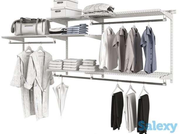 Гардеробная система, фотография 3