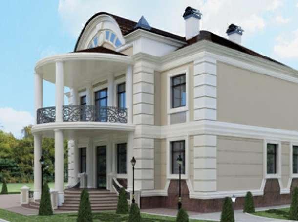Архитектурно-строительные проекты жилых и общественных зданий, фотография 1