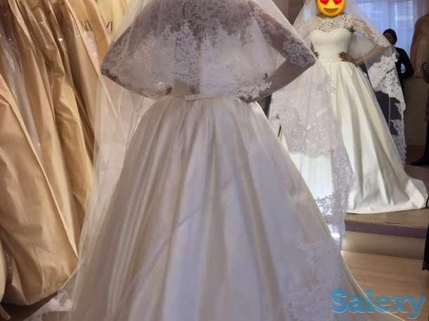 Продам свадебное платье IVORY, фотография 6