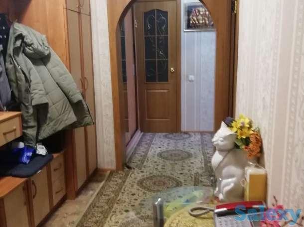 Кв-тира в Лисаковске улучшеной пл. Стеклопакеты. Застеленный балкон, фотография 7