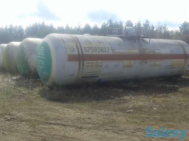 Цистерны ж.д газовые(аммиачные 54 м3 бу под пропан, фотография 5