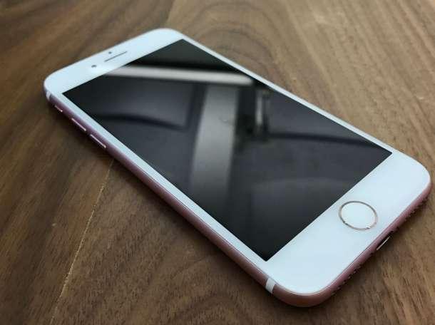 IPhone 7 128GB розовое золото, фотография 4