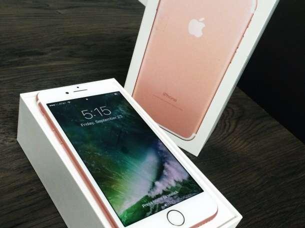 Apple, iPhone 7 256GB Gold Оригинал разблокирована, фотография 1