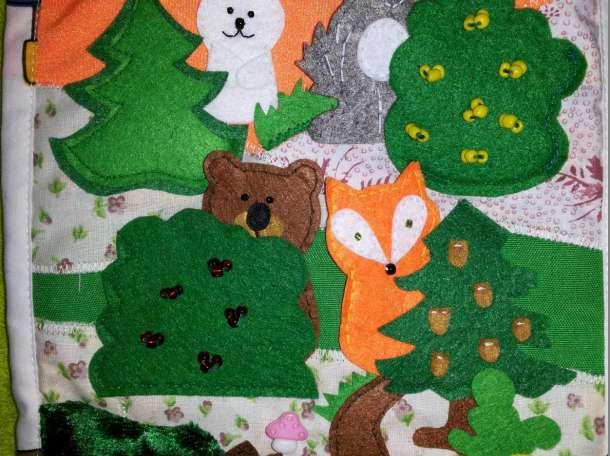 Шью на заказ развивающие книжки для детей от 6 мес до 8-ми лет. , фотография 5