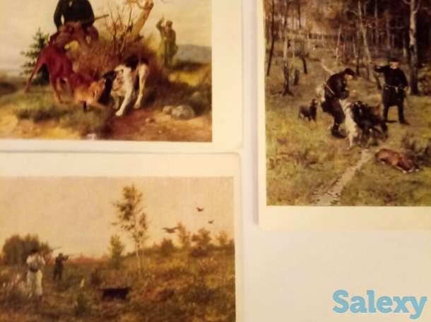 коллекция почтовых открыток, фотография 9