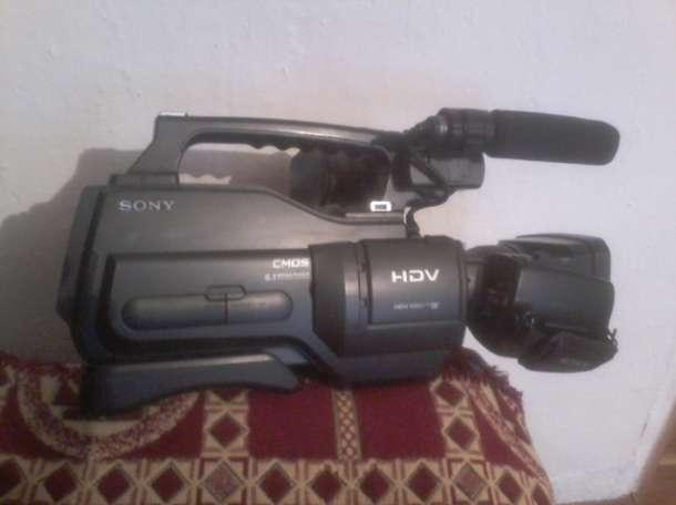 продам видео камера Панасоник 10000mdh, cony hdv 1080, фотография 2