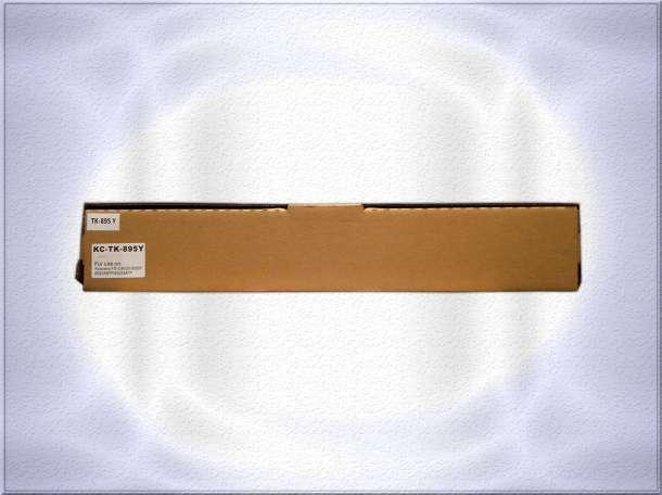 КартриджTK-895Y (Тонер-картридж), фотография 2