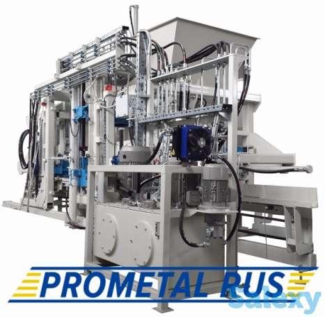 Prometal Rus вибропрессы для производства бетонных изделий RHP 600 является одними из лидеров в своей сфере., фотография 1