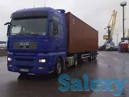 Аренда, заказ контейнеровоза, фотография 7