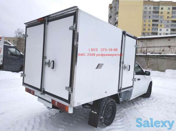 Лада Гранта ВИС грузовой фургон, фотография 4