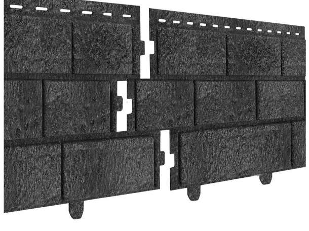 Фасадные панели Stone-house серия Кирпич, фотография 2