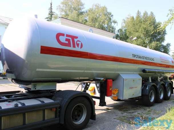 Газовоз, фотография 1