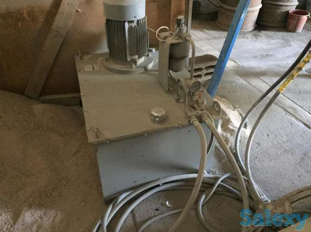 Продам вибропресующее оборудование «Рифей-удар», фотография 6