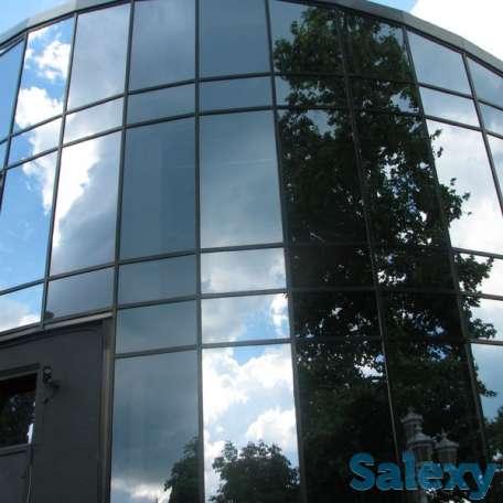 Зеркальные, солнцезащитные оконные пленки EXTERIOR SILVER 15, 35 Корея, фотография 1