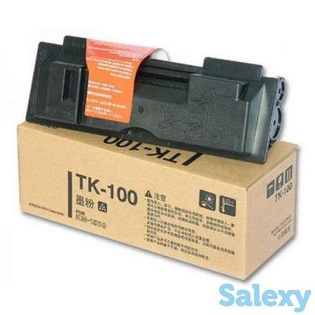 Тонер-картридж Kyocera TK-100, фотография 1