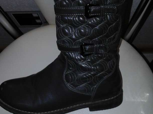 Обувь для девочек. Б/У, размер 37, в хорошем состоянии, фотография 1