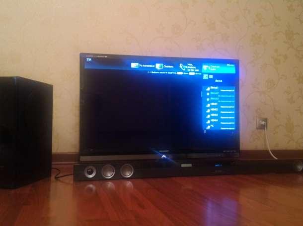 Sharp 3D TV Internet+Саунбар с блютуз буфером, фотография 2