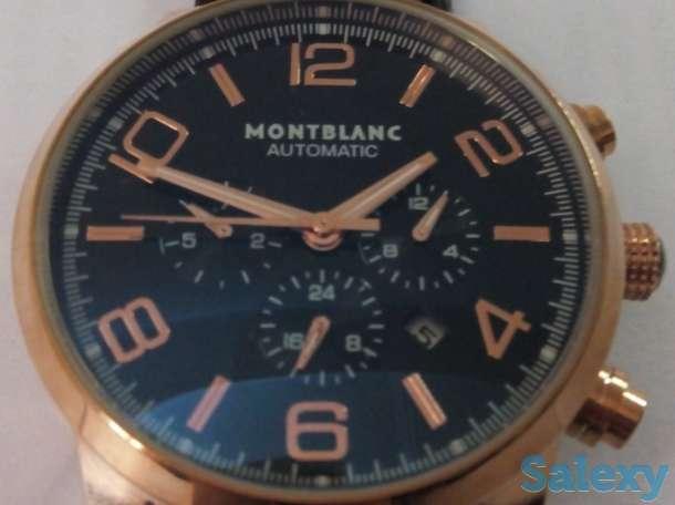 Часы мужские наручные марки MONTBLANC, фотография 2