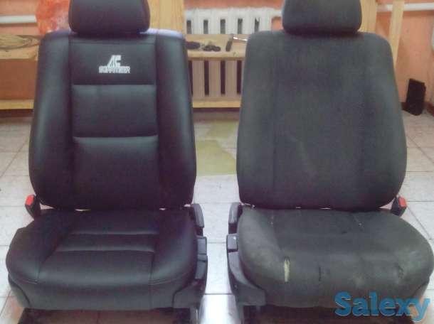 Реставрация сидений, пошив чехлов, фотография 1