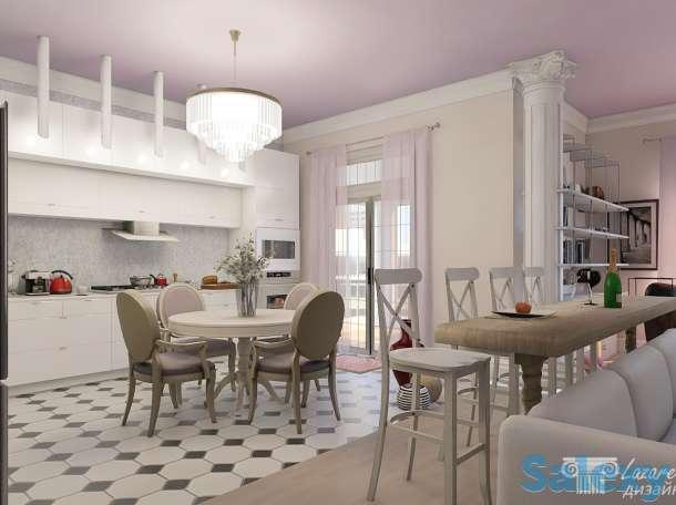 дизайн интерьера квартир, кафе, бутиков, офисов, фотография 11