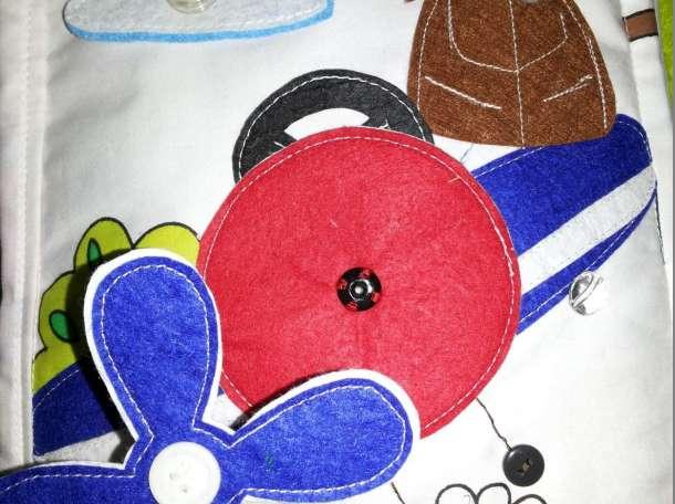 Шью на заказ развивающие книжки для детей от 6 мес до 8-ми лет. , фотография 3