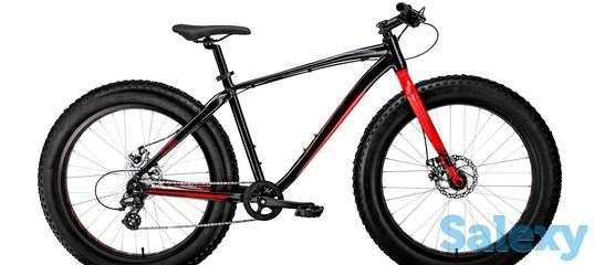 Велосипед Fatbike Фэтбайк Forrd, Stels, Stark в Кентау! Рассрочка и Кредит, фотография 5