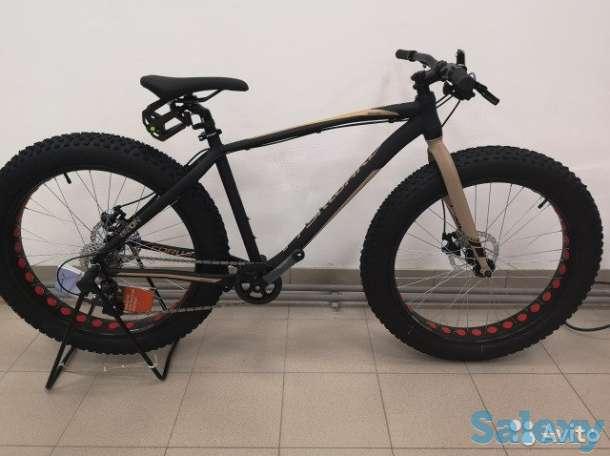 Велосипед Fatbike, Фэтбайк. Г. Арысь. В Кредит и Рассрочку., фотография 2
