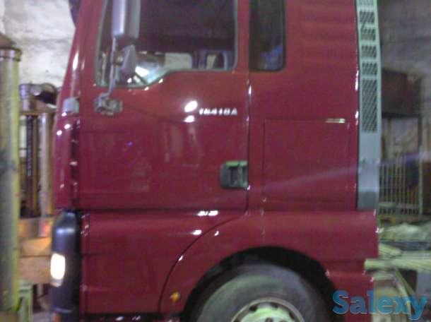 Кузовной ремонт грузовиков Правка рам Ремонт стеклопластика, фотография 8